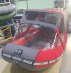 Тент транcформер КОМБИ для лодки ПВХ X-River Grace 420