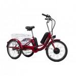 Велосипед трицикл электрический Okkervil ОК-33601Е