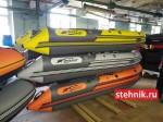 Лодка ПВХ Риф Тритон Скат 350 НДНД (пластиковый транец)
