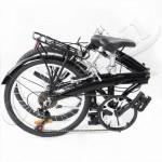Велосипед складной Burnett OK-32604