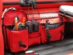 Органайзер лодочный с термокарманом и площадкой для установки эхолота 80*30*25 Артикул: О1