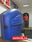 "Лодка ПВХ Риф Reef 360 НДНД (Новый Интерцептор: ""Крыло Чайки"")"