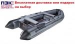 Надувная лодка ПВХ Адмирал АМ-340S - Sport  (полы 12 мм)