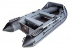 Надувная лодка ПВХ Адмирал АМ-320 Sport Lux (в комплекте носовой тент+накладки и сумка)