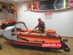 Носовой тент №3 на лодку ПВХ Reef РИФ 320,335,340,360