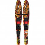 Водные лыжи AirHead Wide Body Water Skis 900 (AHS-900)