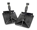 Транцевая плита Smart Tab Kit 9,5''x10'', 60 lb composit (SX9510-60) для моторов от 60 до 135 л.с.
