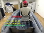 Сиденье для лодки ПВХ в сборе