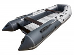 Надувная лодка ПВХ Orca Орка GT 420 НДНД Катамаранного типа