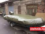 Транспортировочный тент для лодки Orca Драккар 350,350F НДНД