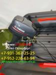 Установочный комплект подключения ДУ дистанционного управления на мотор Yamaha 9.9-15 л.с. (2 тактный) Mikatsu,Hidea,Parsun,HDX,Seanova и др.