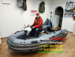 Полный комплект подключения ДУ дистанционного управления на лодку ПВХ 350-360-370 и лодочный мотор Tohatsu 9.9-18 л.с. (2 тактный) Mikatsu,Hidea,Seanova и др.