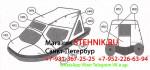 Тент транcформер КОМБИ для лодки Orca,Argo,Драккар 340,350,360