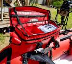 Бортовая сумка-Сумка на баллон лодки на выбор: 70*20*27 или 50*20*27 Артикул:М7Б