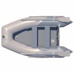 Лодка ПВХ Badger Fishing Line FL270 PRO AD AirDeck