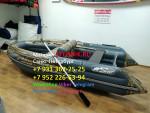 Лодка Reef Triton Skat 350Fi НДНД Интегрированный фальшборт, пластиковый транец КАМУФЛЯЖ: Лес, Пиксель, НАТО