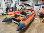 "Лодка ПВХ Риф Reef Тритон 360F НДНД (Новый Интерцептор:""Тритон""+""Крыло Чайки"""