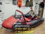 Лодка Badger Air Line ARL 390 НДНД