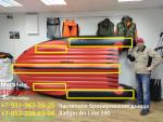 Частичное бронирование лодки Badger Air Line 390 НДНД
