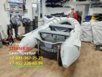 Транцевые колеса ОТКИДНЫЕ КОМБО для лодки Badger Air Line 360,390,420