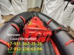 Носовая сумка Большая ivler для лодки с острым носом. Объёмные отсеки. На лицевой стороне карманы. Артикул: УУK