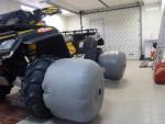 Квадробаллоны для квадроцикла D50x50 см