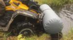 Квадробаллоны для квадроцикла 160x65 см. Грузоподъемность 550 кг
