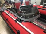 Рулевая консоль СПОРТ (пластиковая) для лодок ПВХ