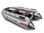 Лодка X-River AGENT 420 FB НДНД Килевая с фальшбортом