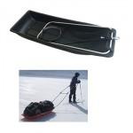 Сани многофункциональные дышло для  снегохода , телескопическое устройство для использования лыжником или охотником,волкуша для рыбаков