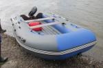 Лодка ПВХ Риф Reef Тритон 420 НДНД (Без фальшборта)
