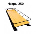 Нарты 250 деревянные сани на железном каркасе